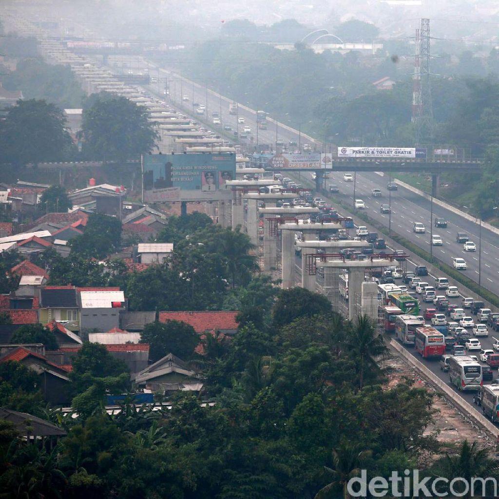 Polda Metro Koordinasi dengan Polda Jabar-Jateng Tangani Arus Balik