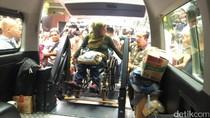 Fasilitas Mudik untuk Penyandang Disabilitas Dipertanyakan