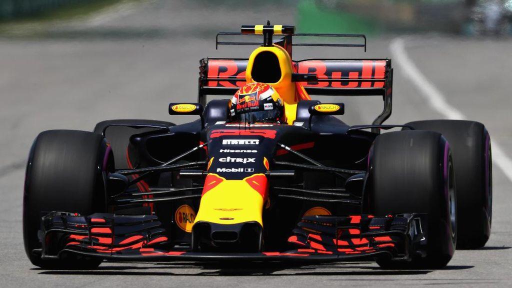 Verstappen Terdepan, Red Bull Rebut Posisi 1-2
