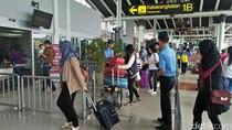 Pemudik dari Bandara Soekarno-Hatta Meningkat, Capai 641 Ribu Orang