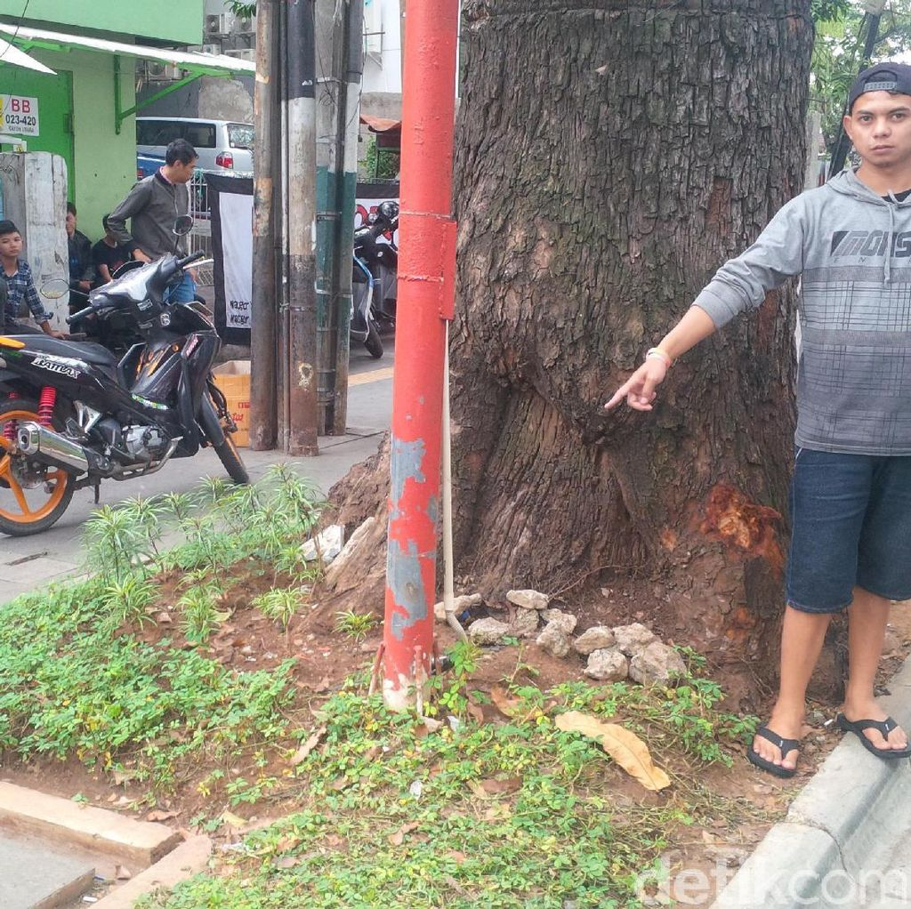 Lokasi Pasutri Tersungkur Ditendang Begal Sadis di Bandung
