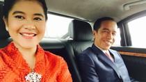 Kahiyang Pamer Cincin di Instagram, Ini Kata Jokowi
