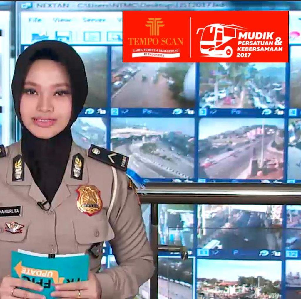 Traffic Update: Ciawi Macet, Krapyak arah Semarang Tersendat