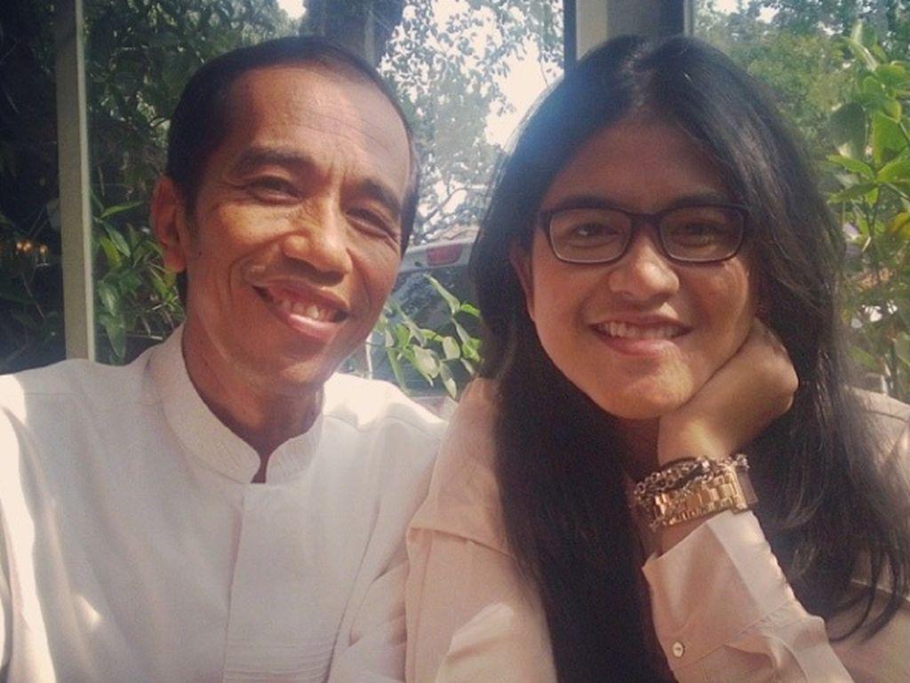 Kahiyang Ayu, Putri Jokowi yang Makin Ayu