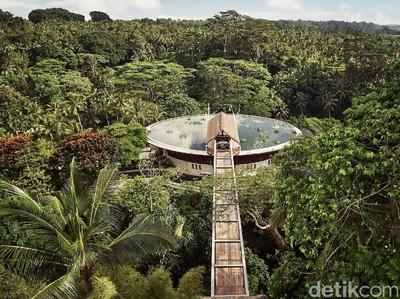 Inilah Resort Mewah Tempat Obama Menginap di Ubud, Bali