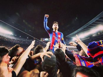 Momen-momen Terbesar 'Birthday Boy' Lionel Messi