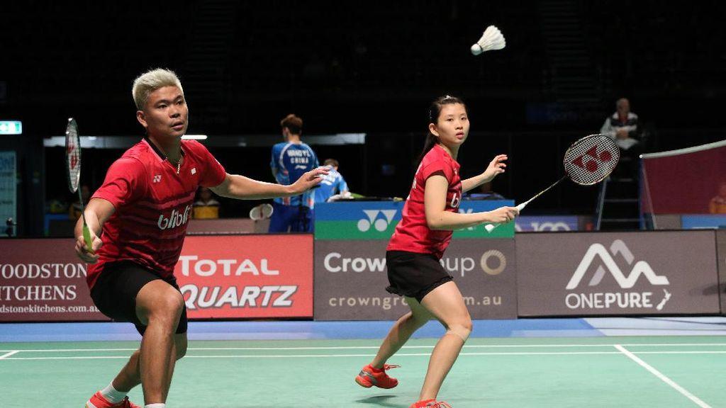 Praveen/Debby Melangkah ke Final