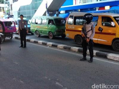 1.500 Personel Gabungan Amankan Malam Takbiran di Medan