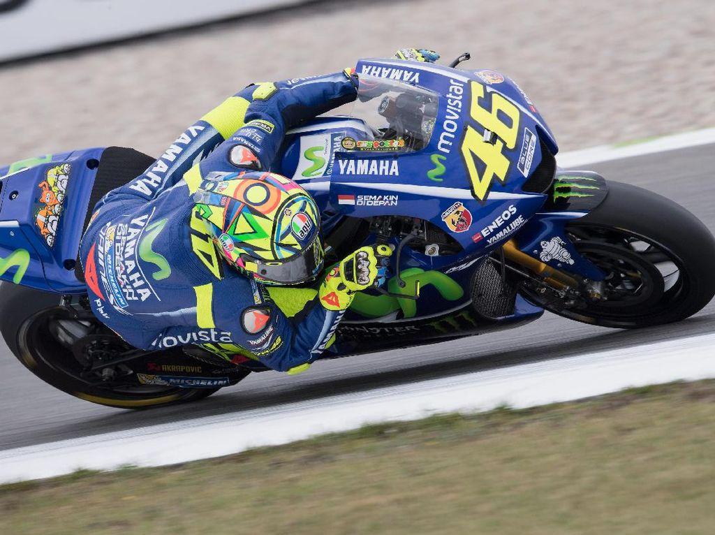 Rossi: Seperti Biasanya, Balapan di Assen Selalu Sulit