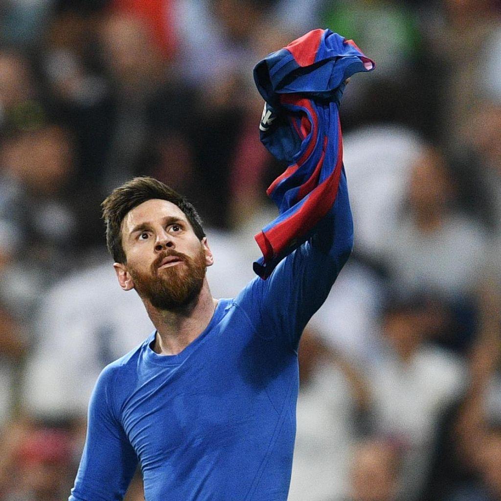 30 Statistik di Ulang Tahun ke-30 Messi