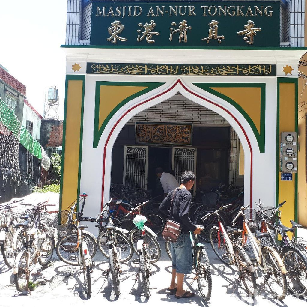 Kisah Buruh Migran Indonesia yang Mendirikan Masjid di Taiwan