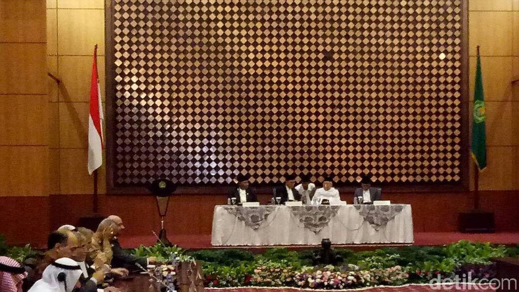 Pemerintah Tetapkan Idul Fitri Jatuh pada 25 Juni 2017