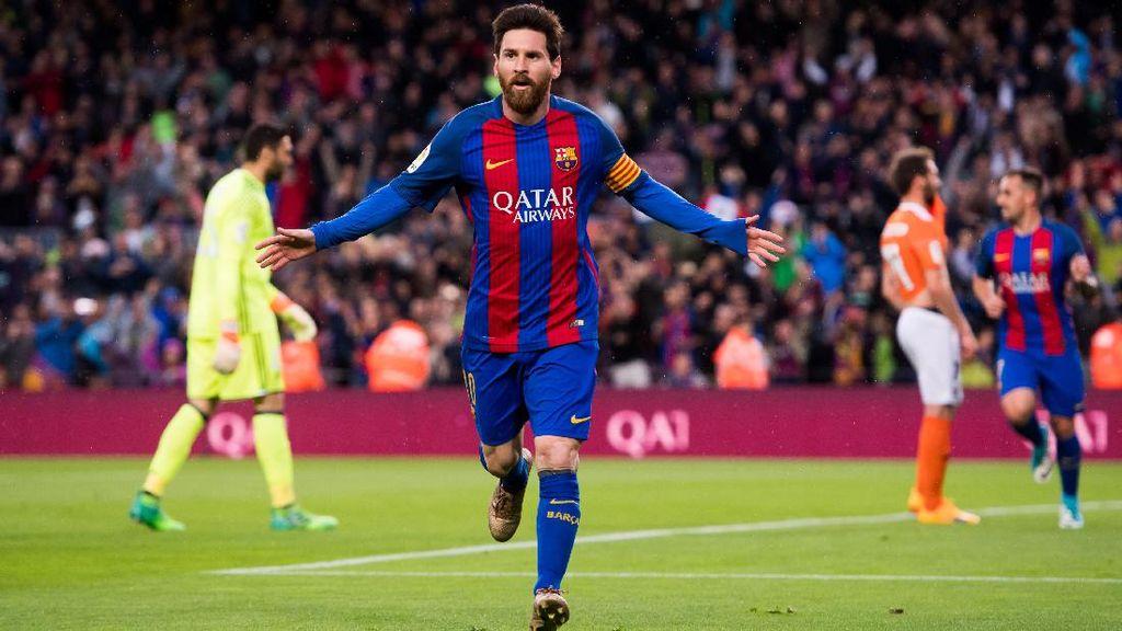Selamat Ulang Tahun, Lionel Messi