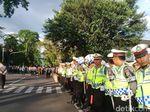 1.450 Polisi Amankan Salat Idul Fitri di Kota Bandung
