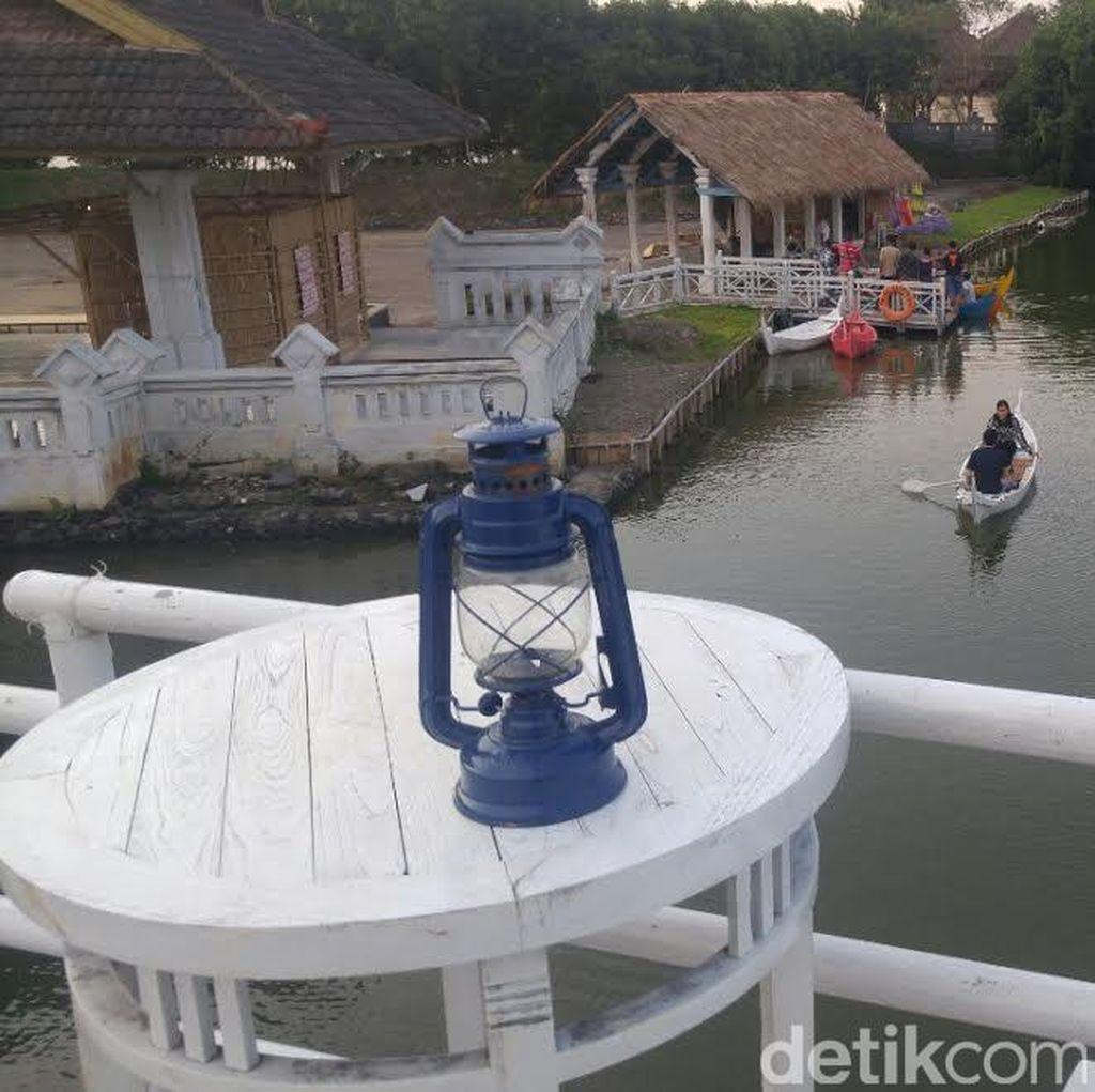 Grand Maerokoco, Destinasi Instagramable di Kota Semarang