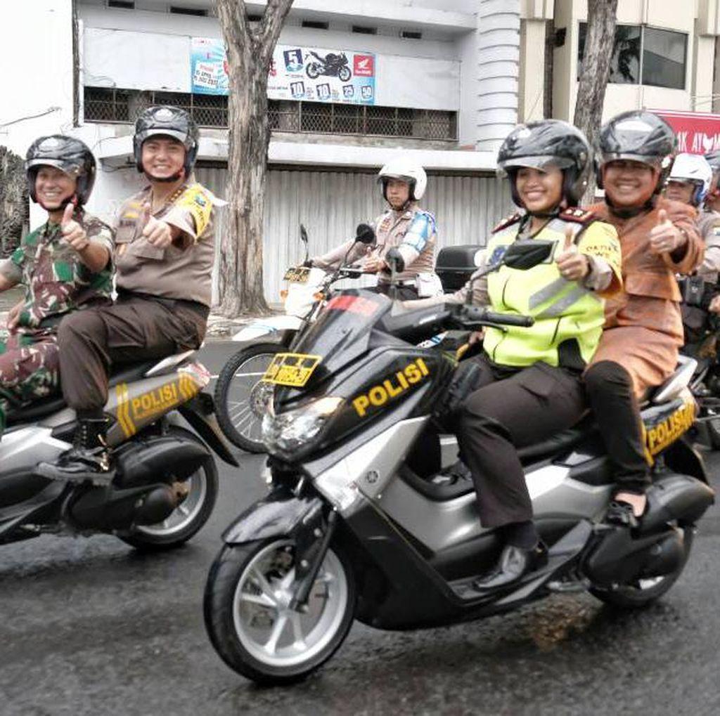 Ini Hasil Evaluasi Polisi Soal Keamanan Lebaran di Surabaya