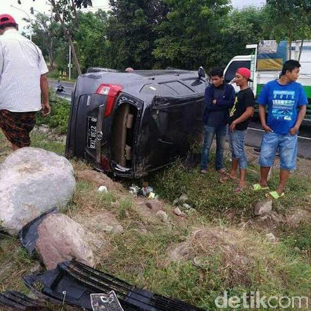 Selama 6 Hari Arus Mudik, Terjadi 9 Kecelakaan di Rembang