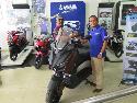 Yamaha XMAX kini Hadir di Sumatera!