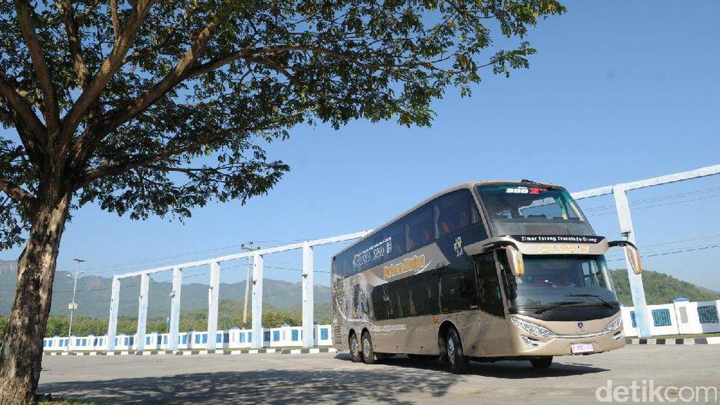 Bus Tingkat Rp 3 Miliar, Layani Jalur Bogor-Wonogiri