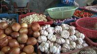 Harga Pangan H-1 Lebaran: Bawang Merah Dijual Rp 45.000/Kg