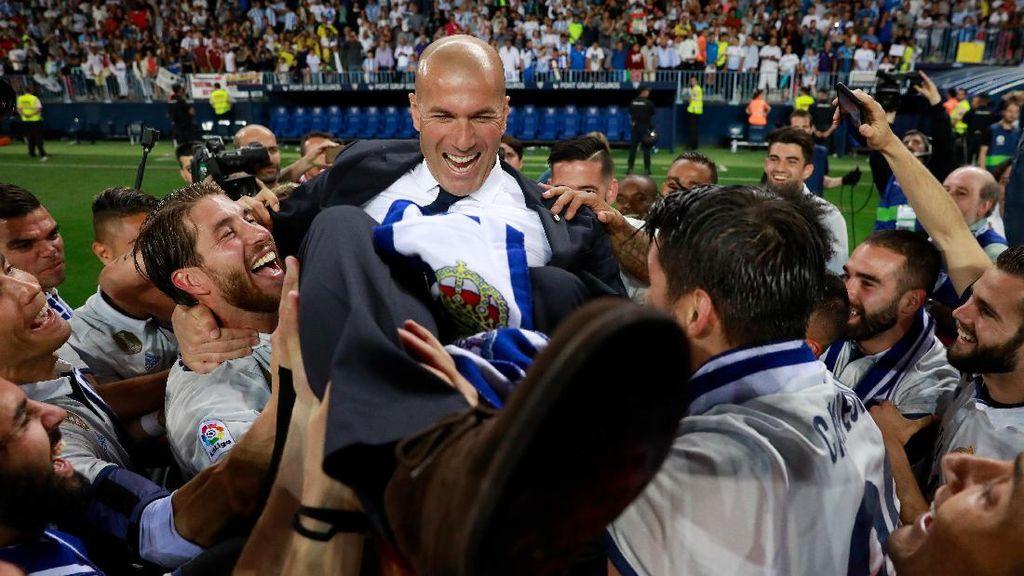 Pengaruh Sihir Balerina Zinedine Zidane (Bagian II-habis)