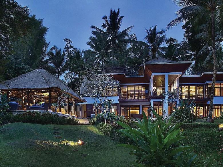 Semalam Rp 35 Juta, Inikah Vila Termewah di Bali yang Ditempati Obama?