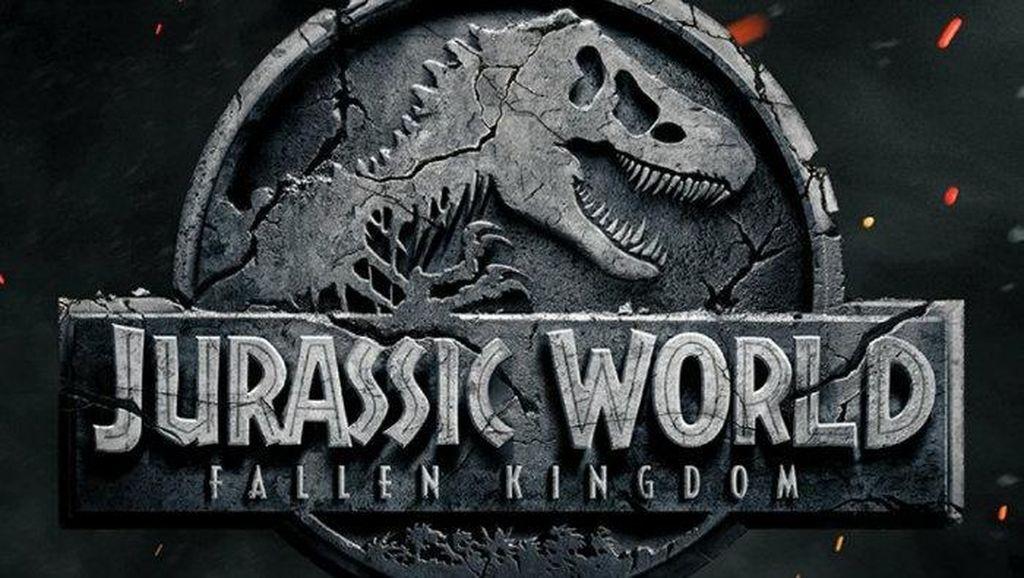 Jurassic World Kedua Berjudul Fallen Kingdom