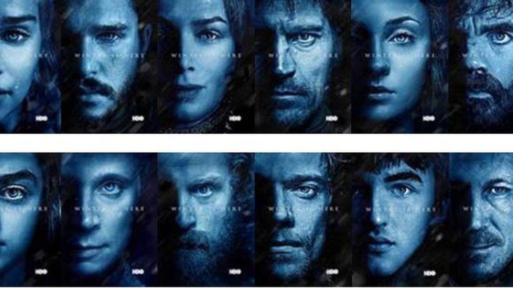 Pengen Poster Game of Thrones Terbaru? Ini Caranya!