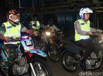 Kapolda Sumsel dan Pangdam Pantau Takbiran di Palembang
