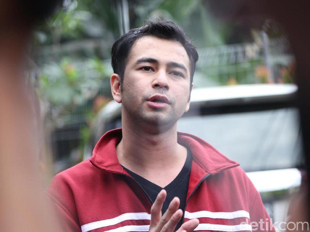 Ditepis Nagita Slavina Saat Merangkul, Raffi Sedang Bertengkar?