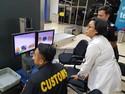 H-1 Lebaran, Sri Mulyani Sidak ke Bandara Cengkareng
