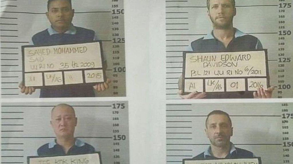 Dua Napi Asing yang Kabur dari Penjara Kerobokan Bali Ditangkap di Timor Leste