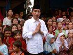 Cerita di Balik Video Ucapan Lebaran Jokowi Bersama Ibu-ibu