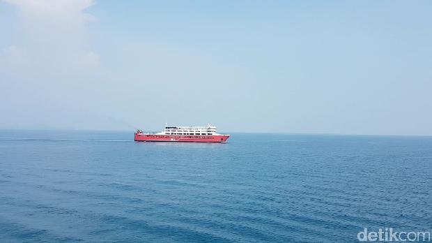 Permalink to Pelabuhan Merak Catat Rekor Transaksi Saat Puncak Arus Mudik