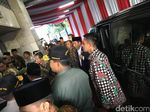 Usai dari Masjid Istiqlal, Jokowi Open House di Istana Negara