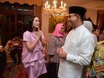Berpapasan di Rumah BJ Habibie, Anies Dipuji Chelsea Islan