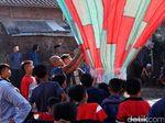 Membahayakan, Tradisi Balon Udara Jadi Ancaman untuk Pilot