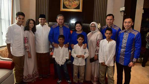 Silaturahmi ke SBY, Anies-Sandi Diberi Nasihat soal Jakarta