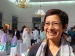 Datang ke Open House Gubernur, Nurul Arifin Siap Maju Pilwalkot Bandung