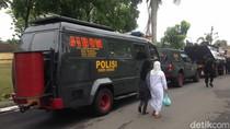 Polisi Temukan Pisau dan Bensin di Pos Jaga Mapolda Sumut