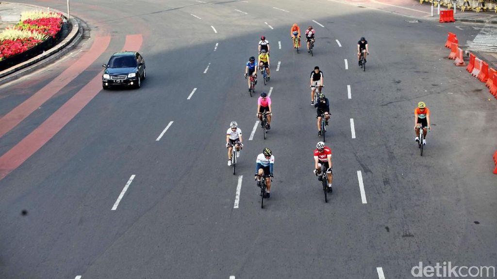 Mampang-Pejaten akan Diberlakukan Car Free Day 27 Agustus