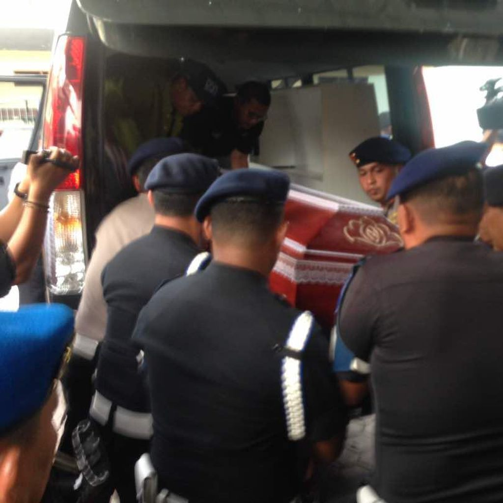 Polisi yang Meninggal Diserang Teroris di Polda Sumut Naik Pangkat