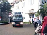 Patrialis Hingga Gubernur Bengkulu nonaktif Salat Id di Pomdam Guntur