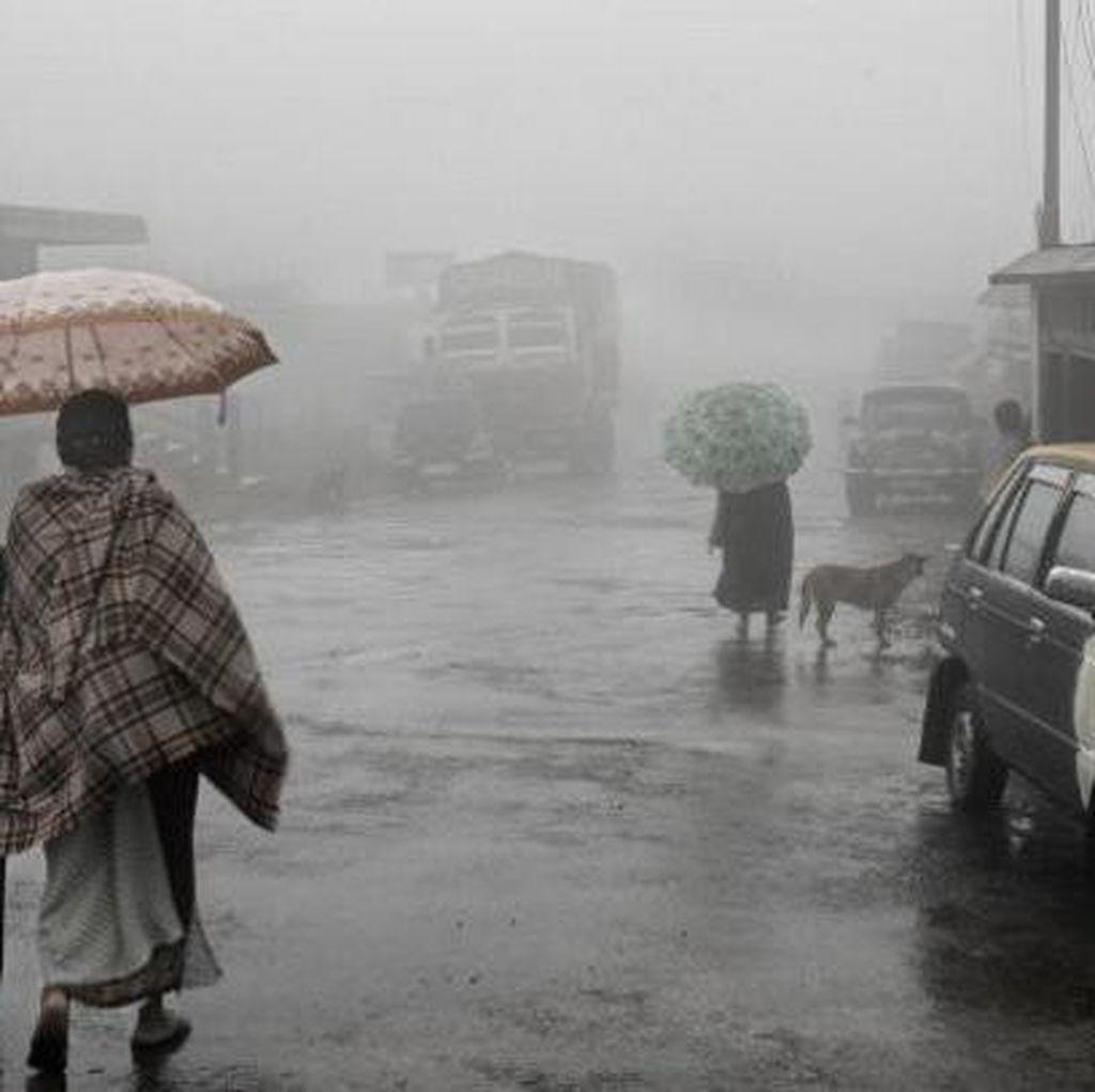 Ini Dia Tempat Terbasah di Bumi, Hujan Bisa 24 Jam