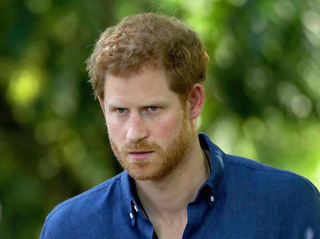 Pangeran Harry Diam-diam Kunjungi Kekasih di Toronto