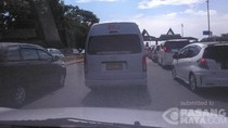Hari Pertama Idul Fitri, Tol Cimanggis ke Cibubur Macet 8 Km