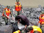 Longsor Timbun Desa di Sichuan China, 15 Orang Tewas