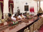 Ini Alasan Jokowi Terima Bachtiar Nasir dan GNPF di Istana