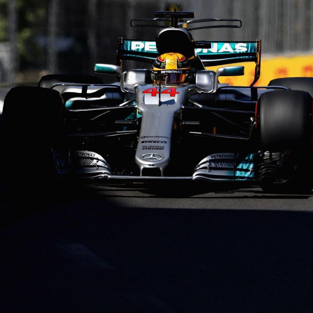 Kualifikasi yang Seru Menurut Hamilton