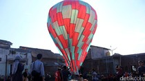Ramai Balon Udara di Jateng, Ini Bahayanya Bagi Penerbangan